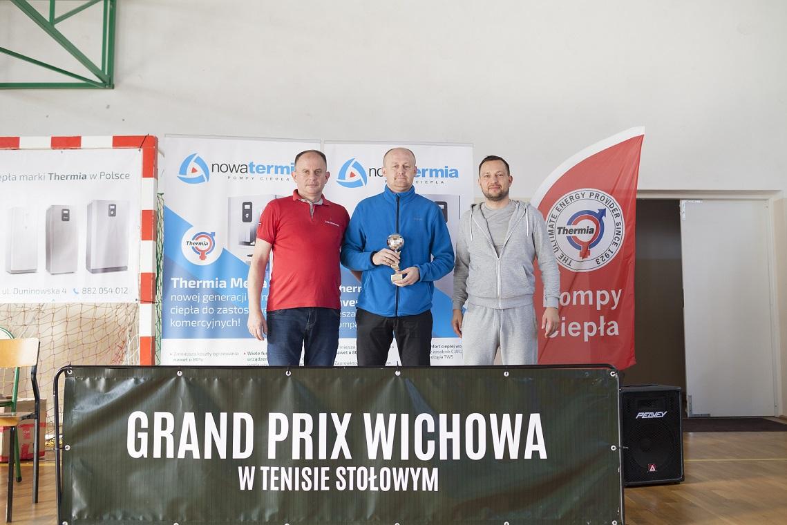 Plakat turnieju Gran Prix Wichowa- Turniej II