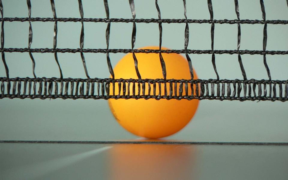 Plakat turnieju Tenisowe zakończenie 2018 roku - Turniej Świąteczny -  Łaziska Górne - zakończenie 2018 roku