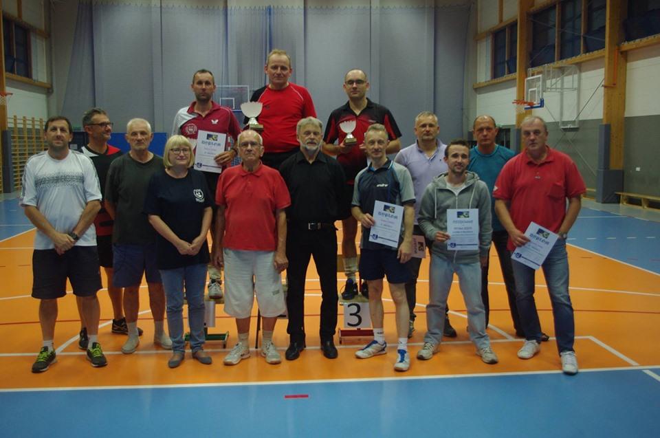 Plakat turnieju II Wakacyjny Grand Prix Stolarzowic 2019 W Tenisie Stołowym- 5.08.2019 (V)