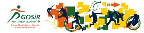 Plakat turnieju XII Grand Prix Konstancina-Jeziorny w Tenisie Stołowym 2019/2020 - V Turniej