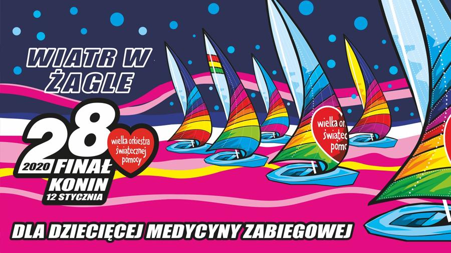 Plakat turnieju 12 stycznia gramy dla WOŚP! - Giżycko