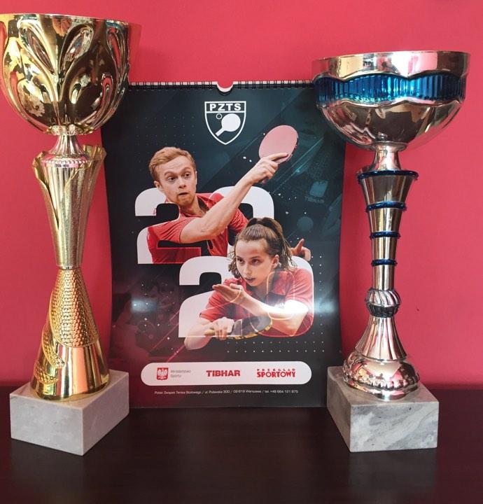 Plakat turnieju Otwarte Mistrzostwa Czacza o Puchar Prezesa Klubu