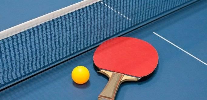 Plakat turnieju Grand Prix Tychów w Tenisie Stołowym w grach pojedynczych OPEN 2020- 1 turniej