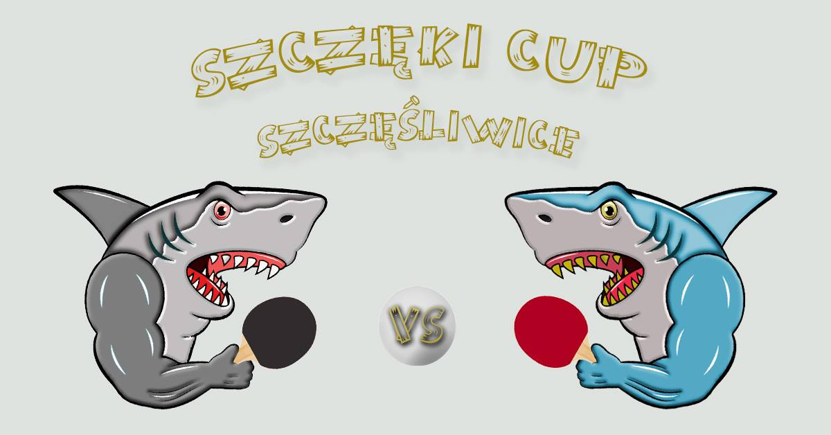 Plakat turnieju Szczęki Cup 4th Edition