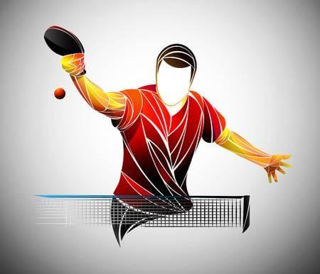 Plakat turnieju Niedziela z Tenisem Stolowym 2020/2021 - Radom -  termin 1