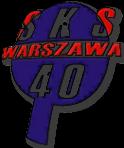 Plakat turnieju 1 turniej - Klub SKS-40 pod patronatem Burmistrza Dzielnicy Praga-Południe